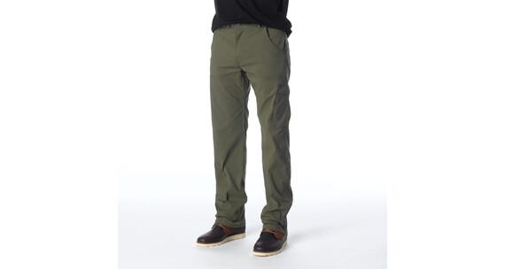 Prana M's Stretch Zion Pant 32'' Inseam Cargo Green